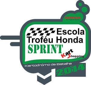 Logotipo Trofeu Honda 2014