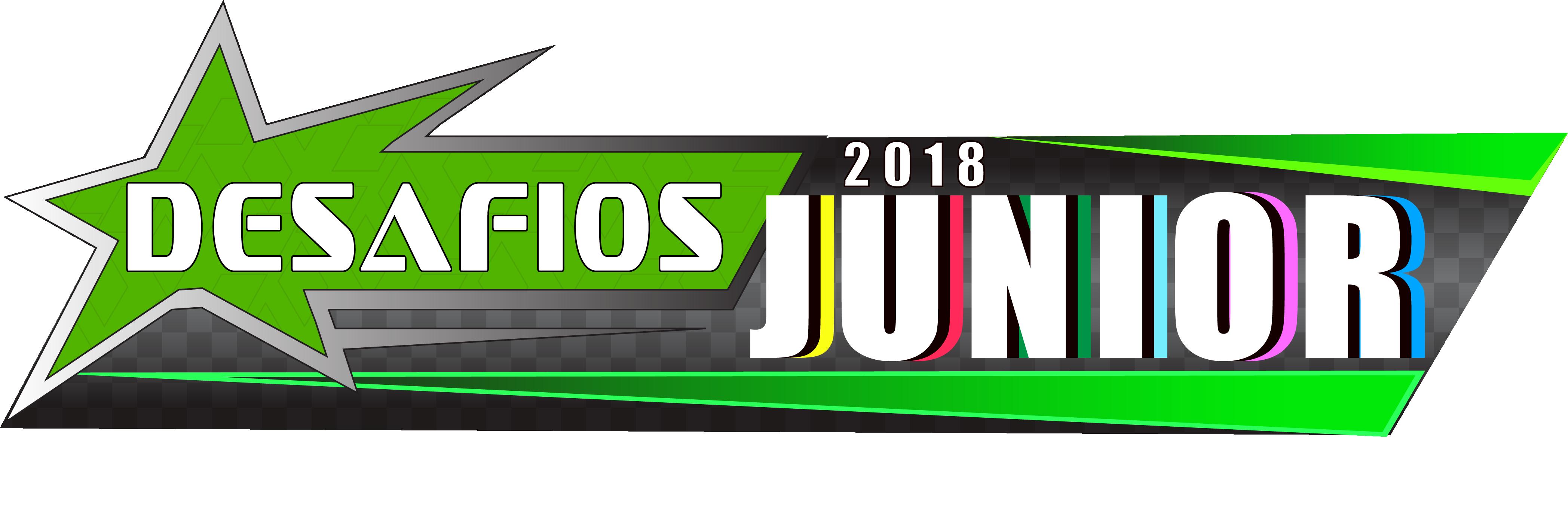 Logotipo 2 desafio individual junior 2018