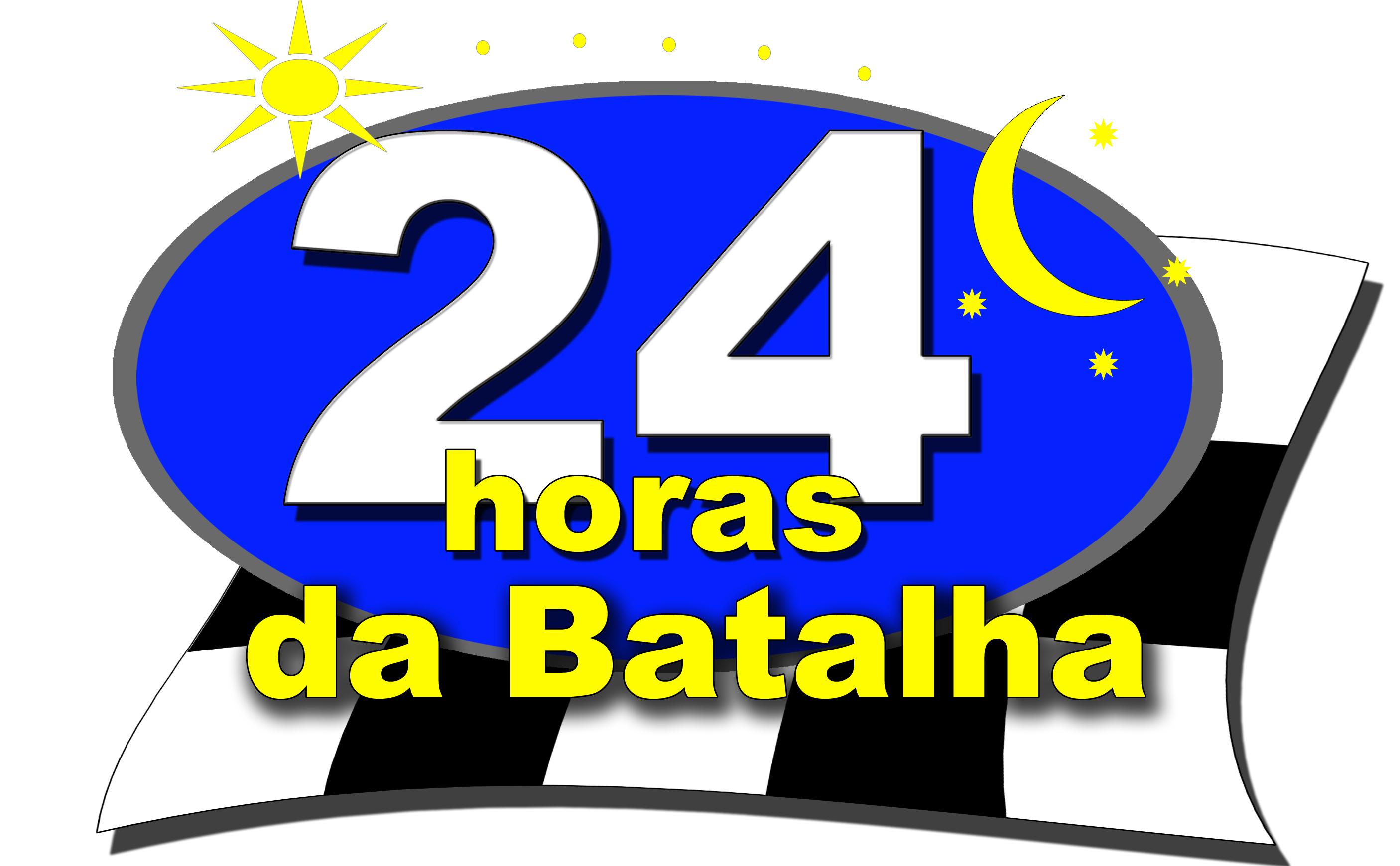Logotipo das 24 Horas da Batalha
