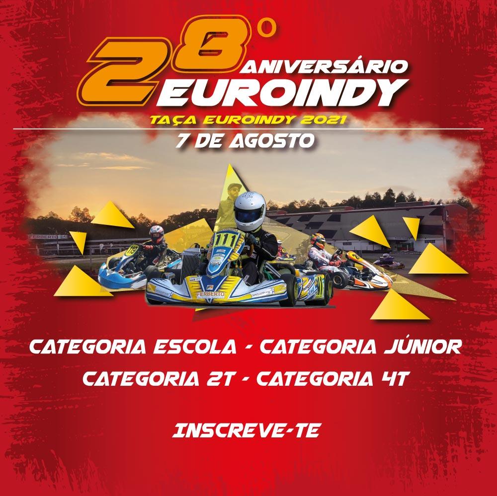 28º Aniversário do Euroindy