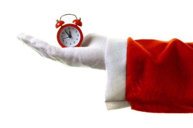 Alteração de Horário na Época festiva 2020-2021