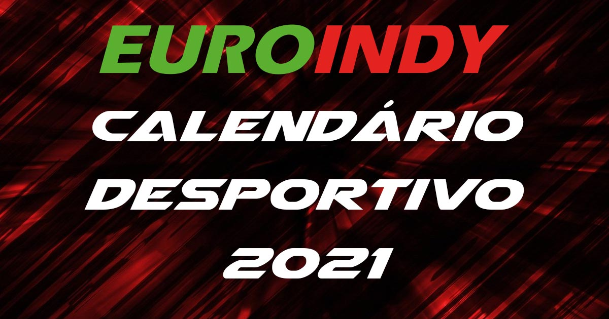 Euroindy Calendário Desportivo 2021