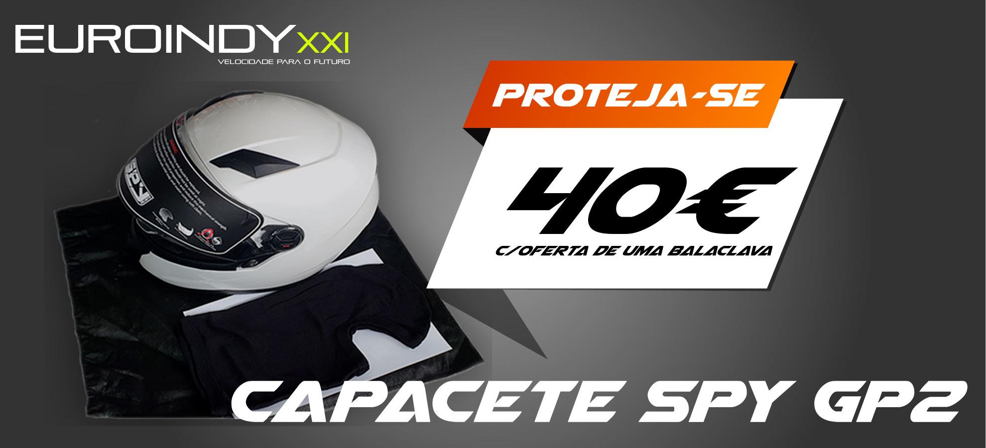 Capacete SPY SP2