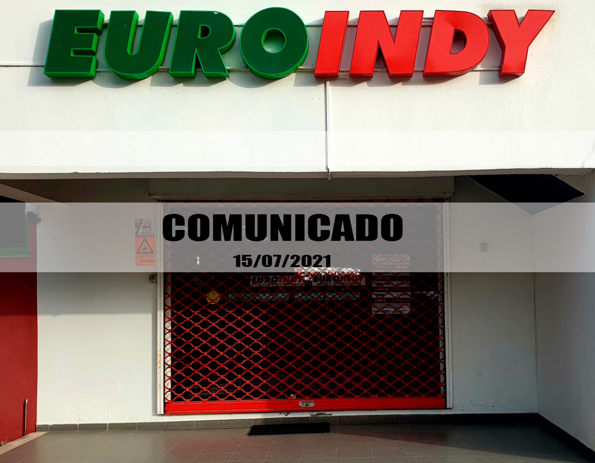 Euroindy comunicado 15-07-2021