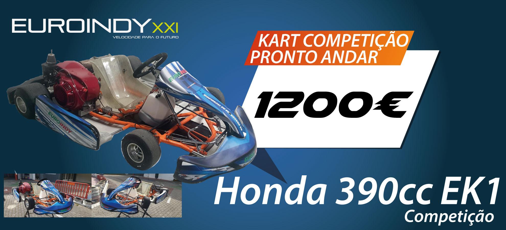 Honda 390cc EK1