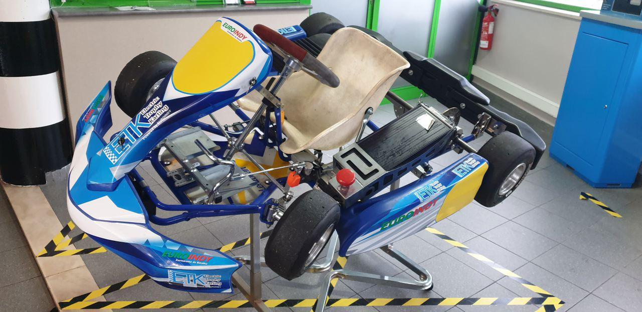 Kart Eletrico 850watts