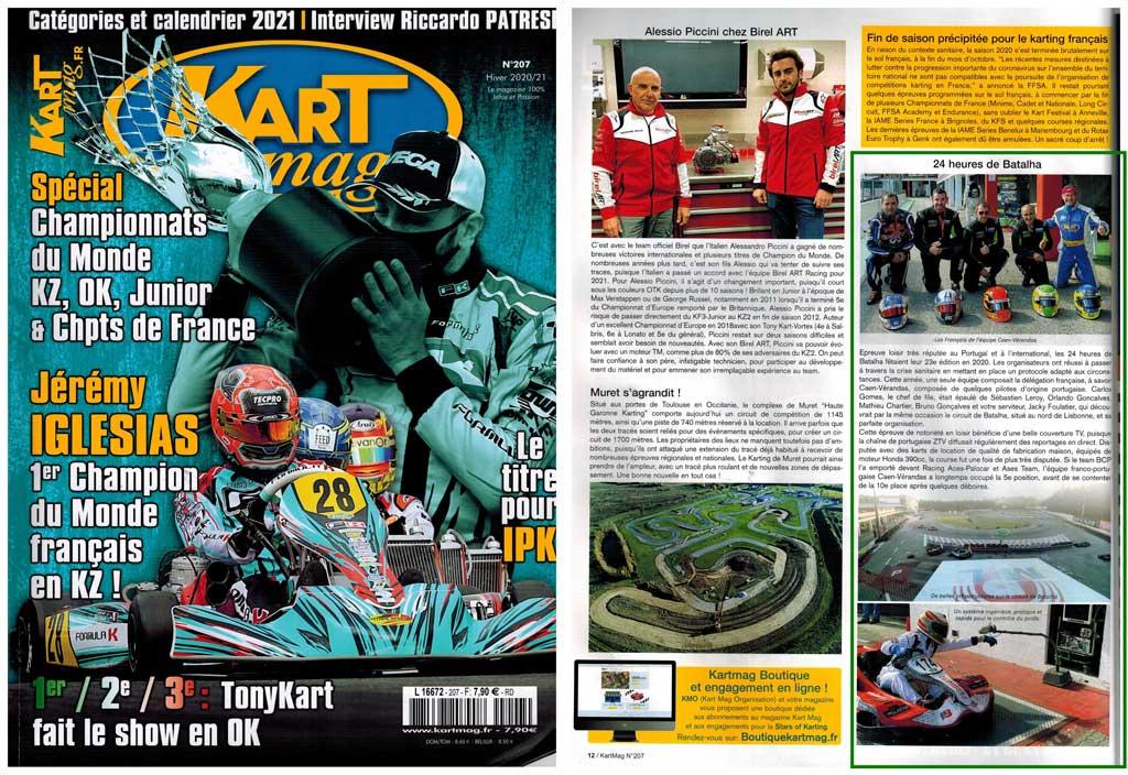 Revista Kartmag - 24 Horas da Batalha 2020