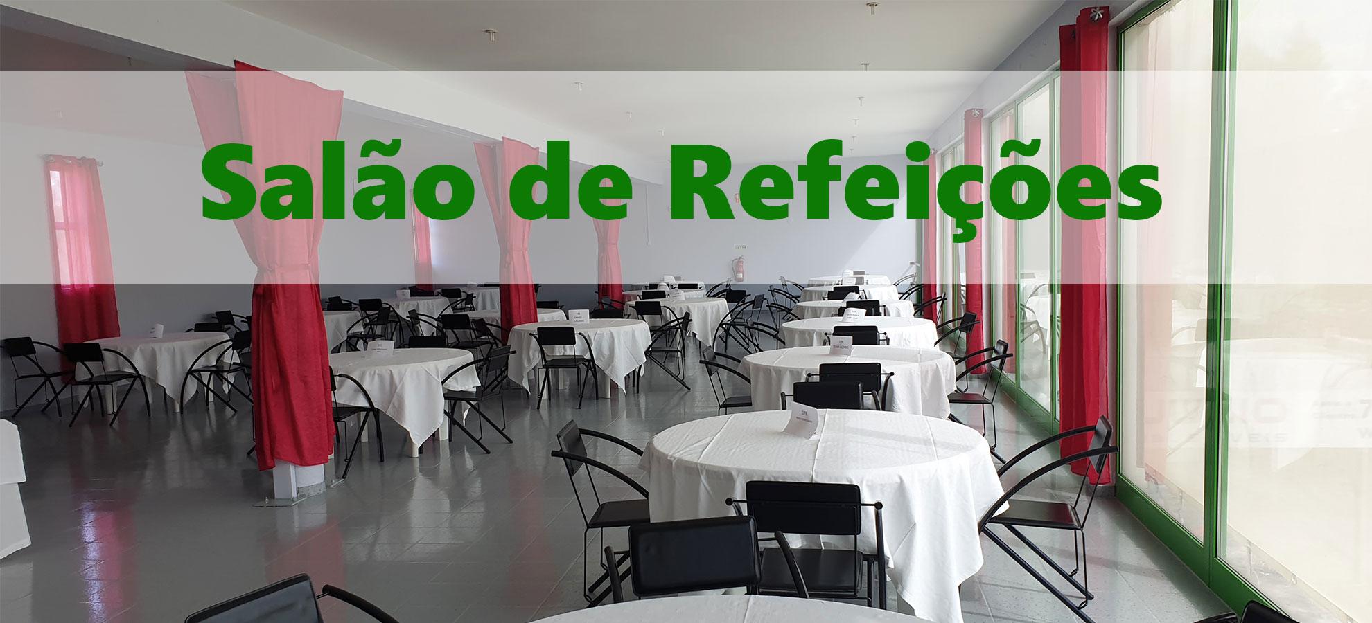 Salão de refeições Euroindy