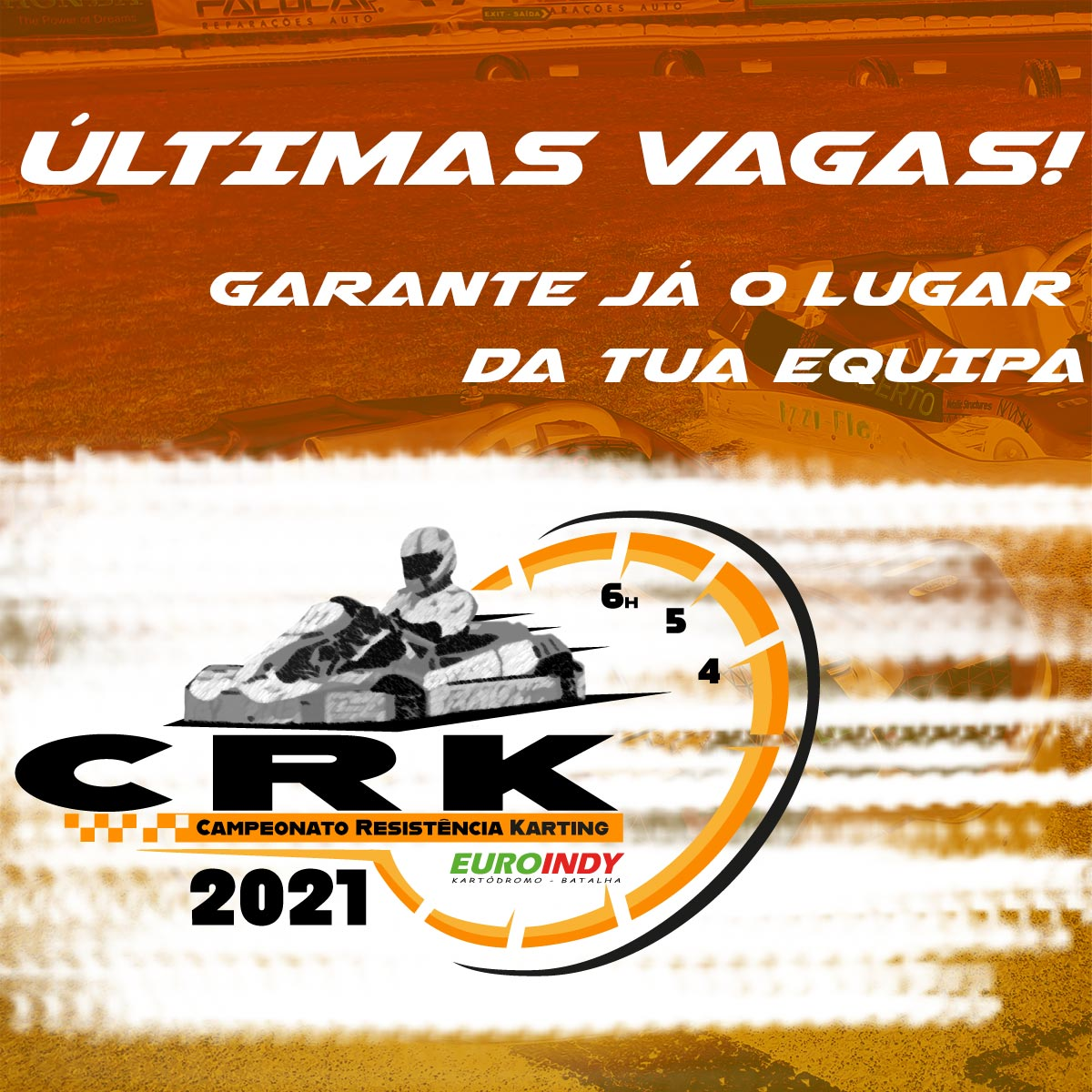 CRK - Campeonato Resistência Karting 2021