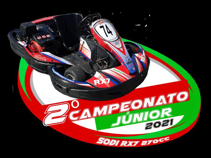 2º Campeonato Júnior 2021