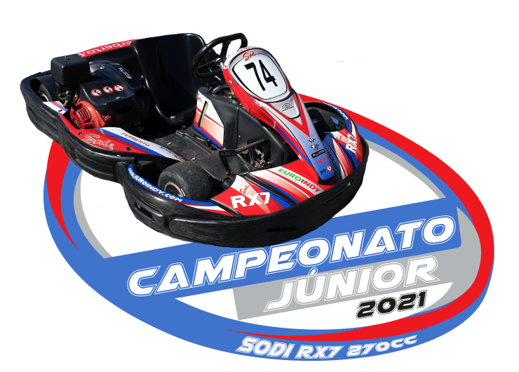 Logotipo Campeonato Junior
