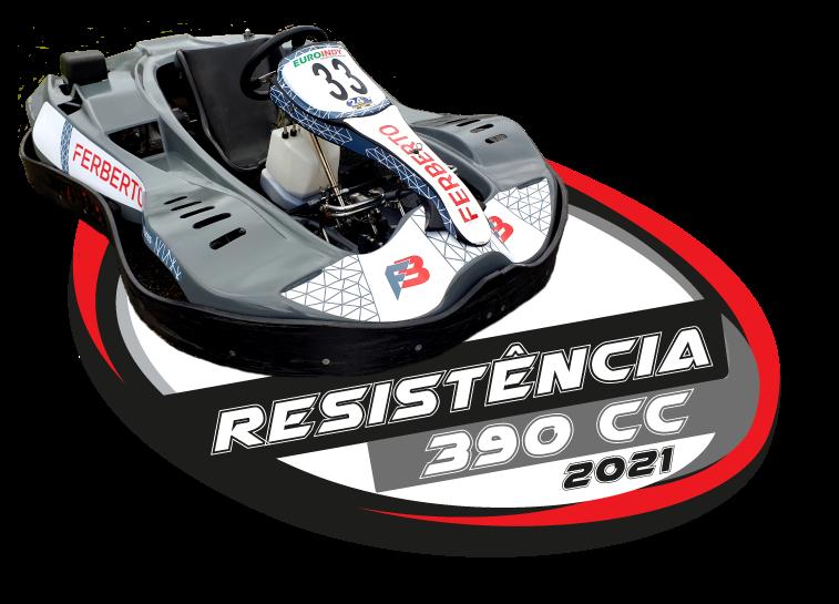 Resistência 390cc 2021