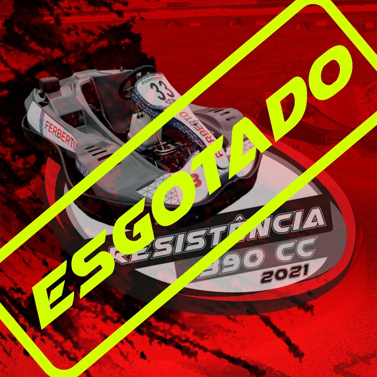 Resistência 390cc