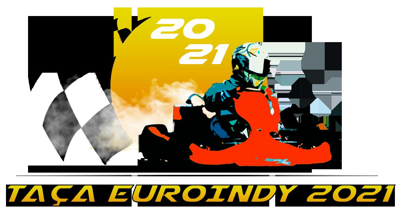 Logotipo Taça Euroindy 2021