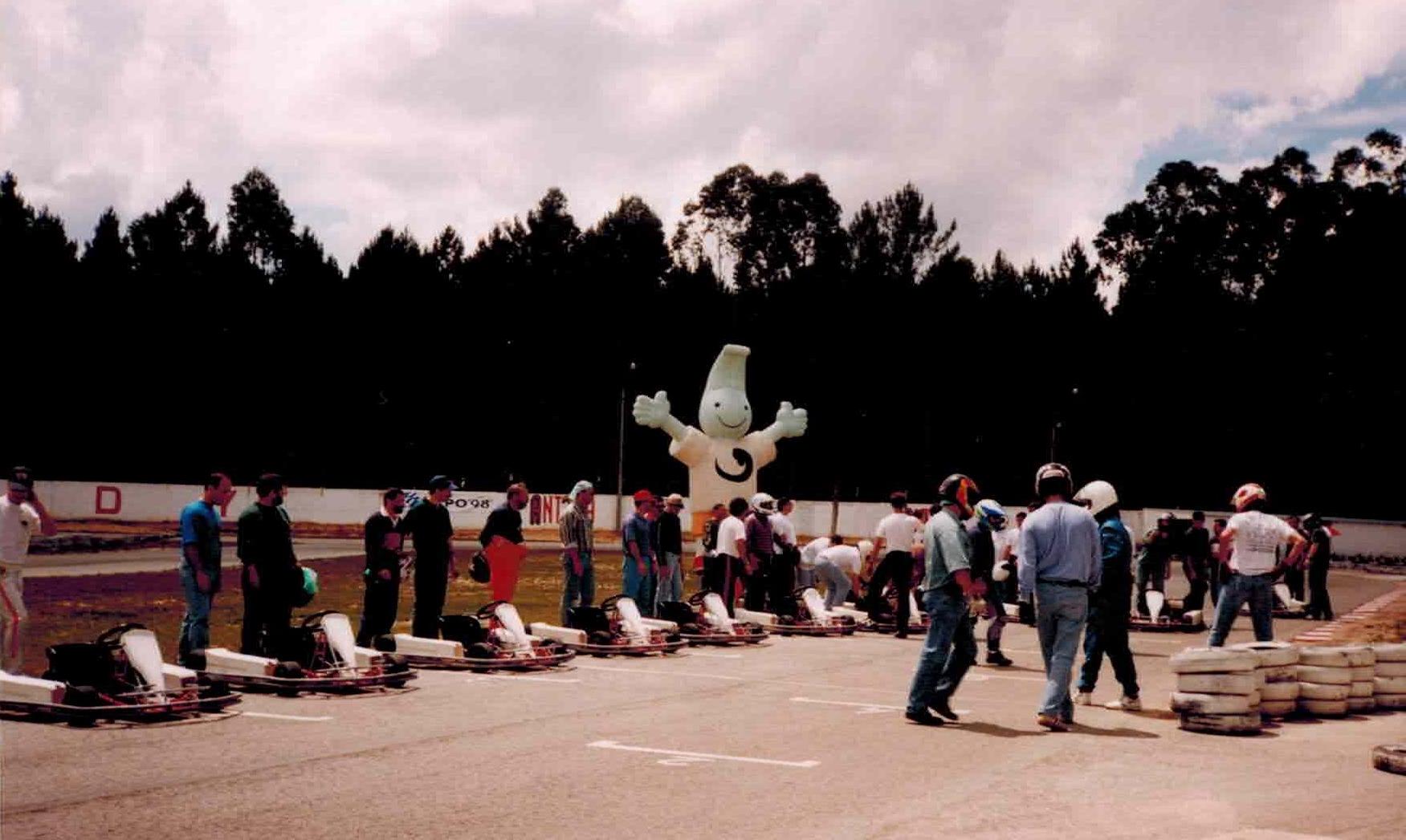 Expo 98 no Euroindy
