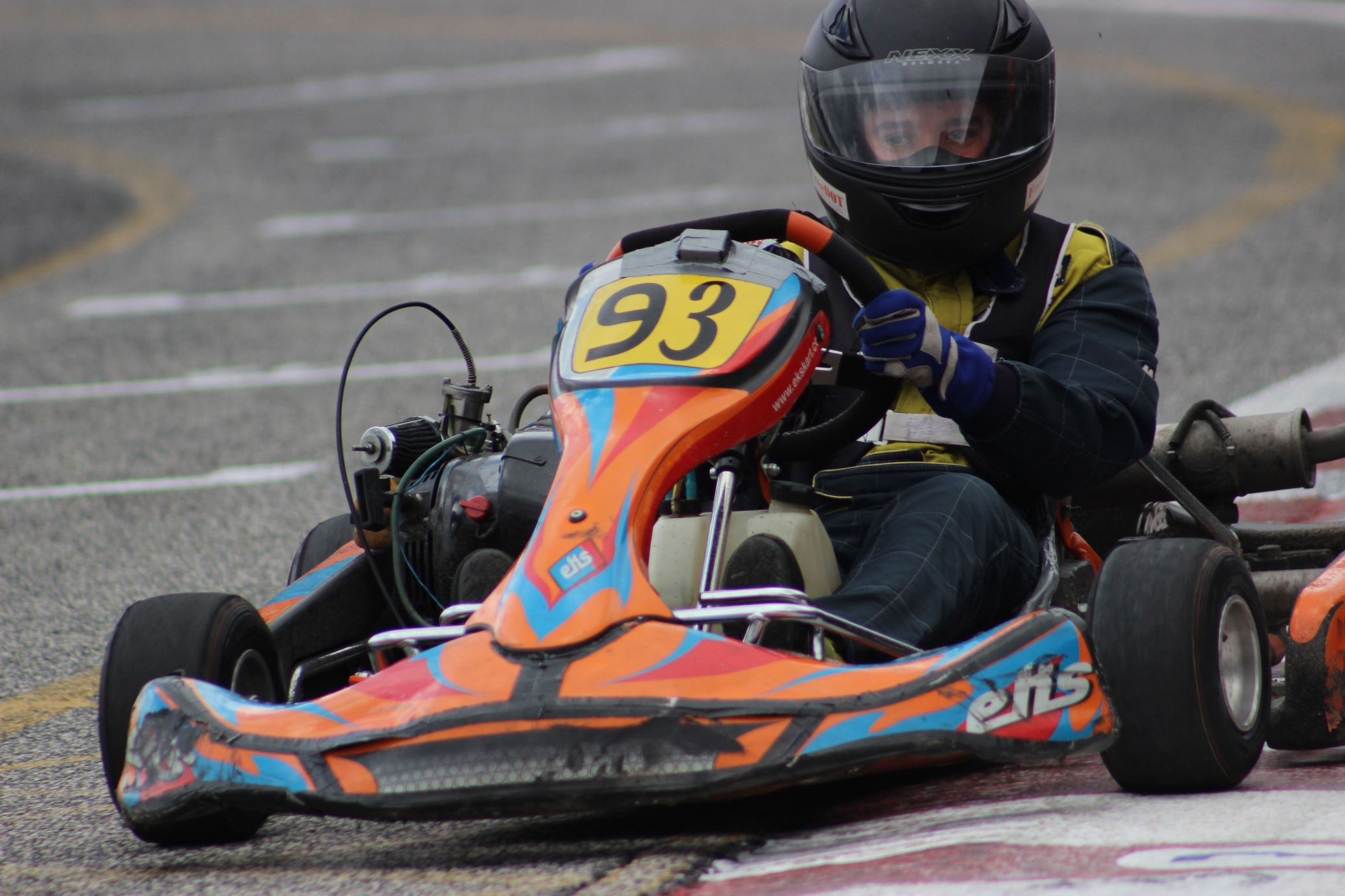 Troféu Honda 2014 - 2ª Prova175