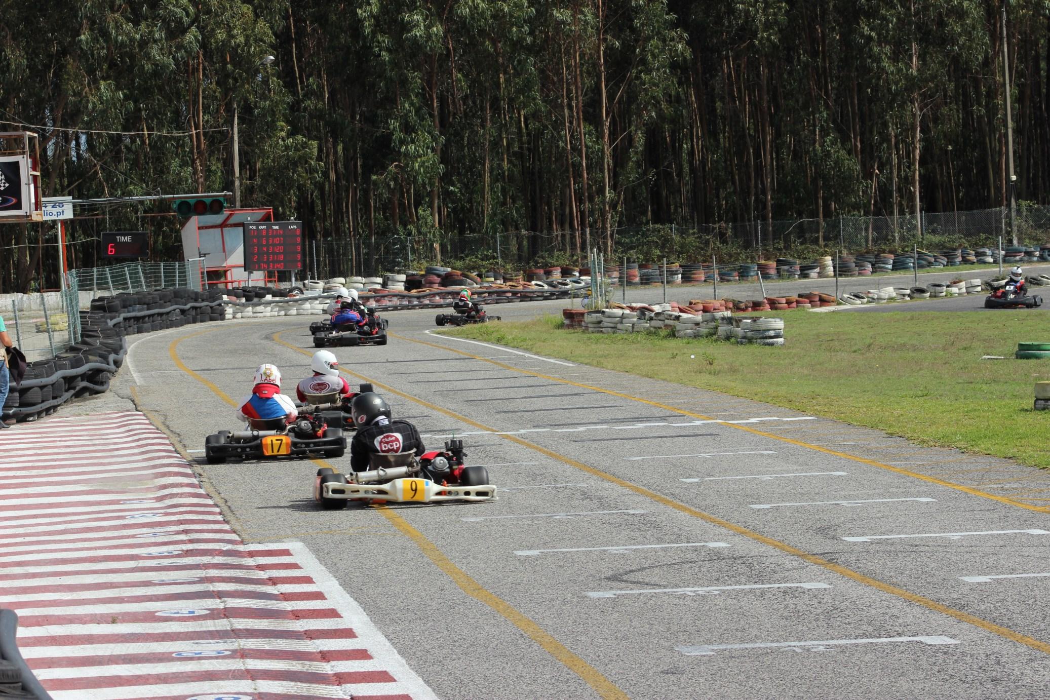 Troféu Honda 2014 - 3ª Prova100