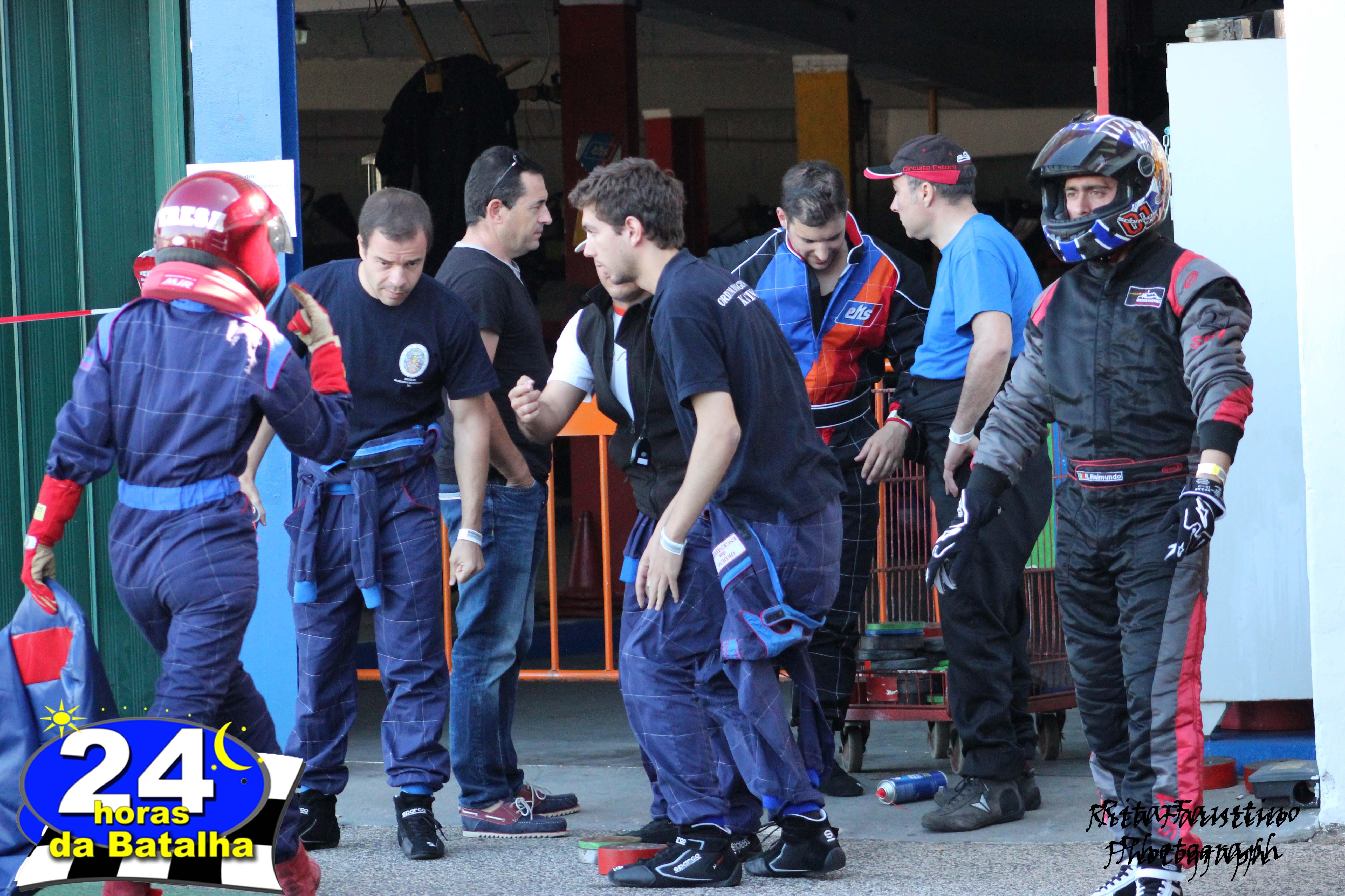 24 Horas da Batalha 2015 - Troca de pilotos8