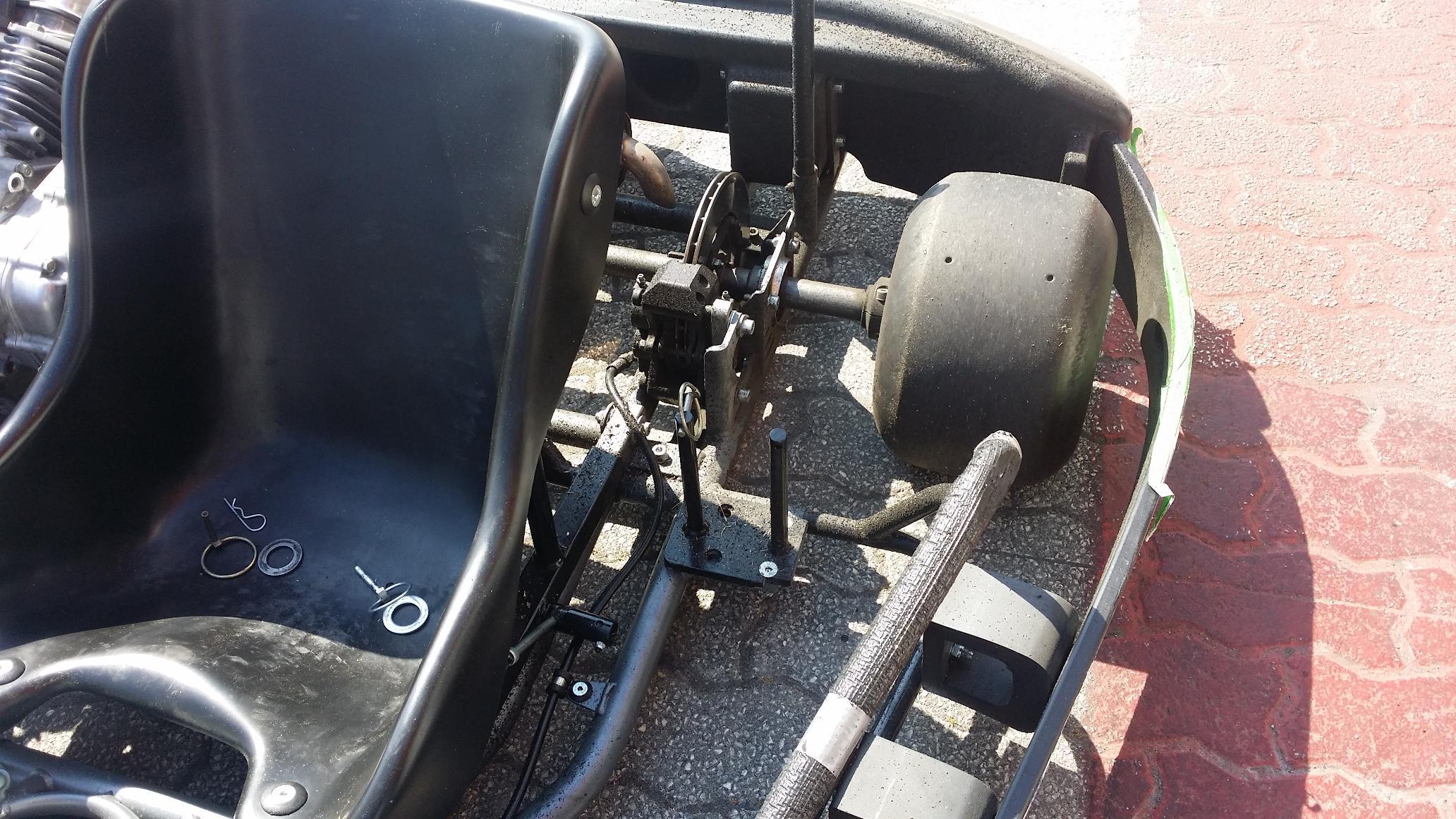 No final os karts e os pneus ficaram assim16