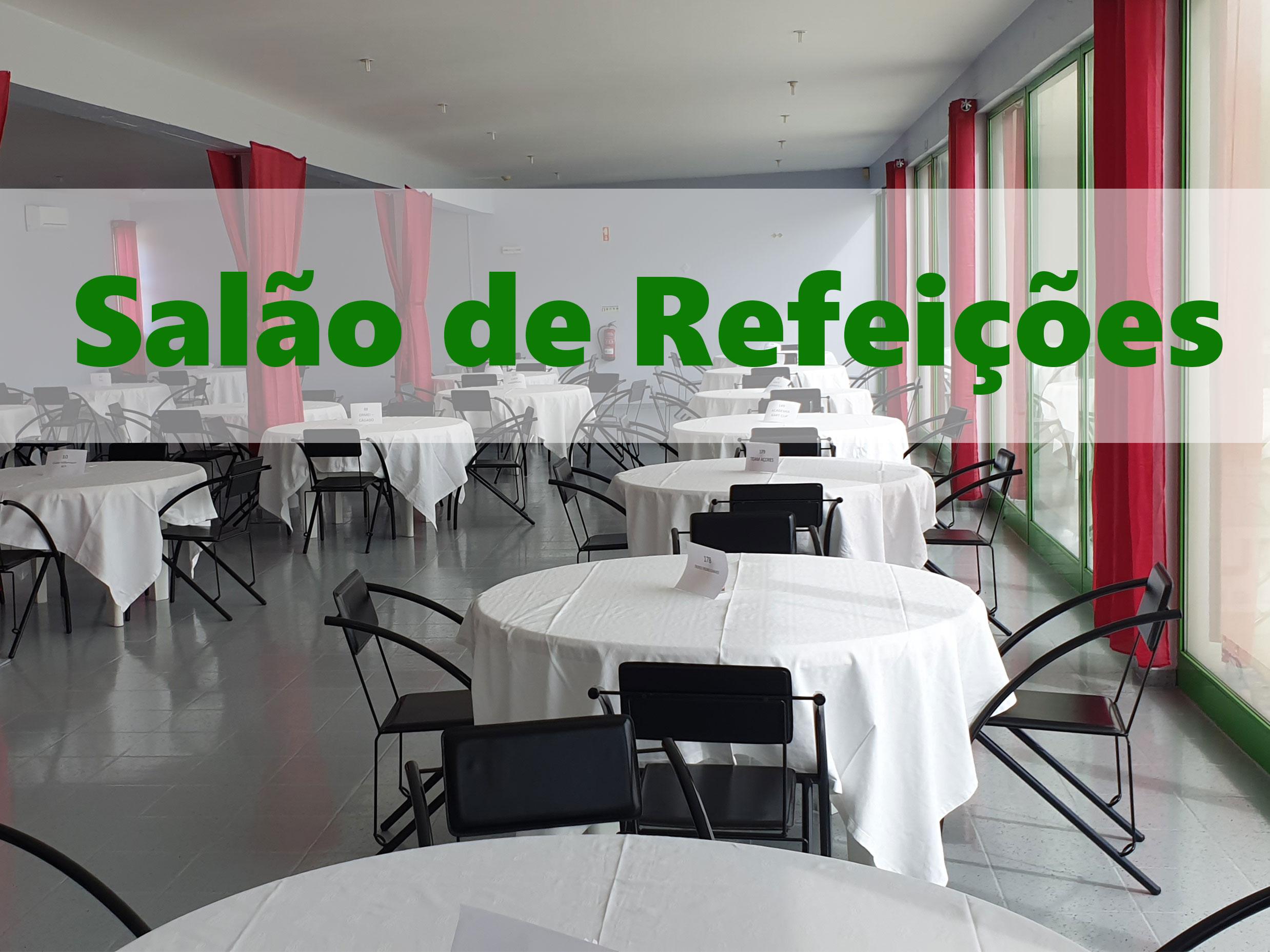 Euroindy - Salão de refeições