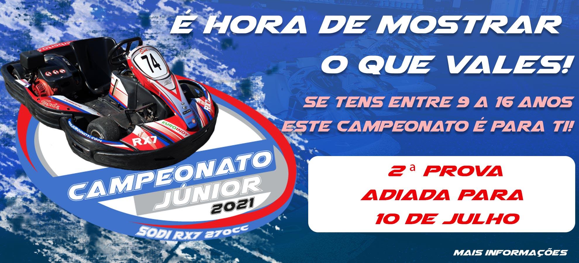 Campeonato Junior 2021
