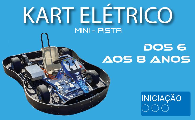 Eléctrico Mini-Pista